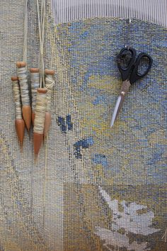 Australian Tapestry Workshop by Pomegranate02, via Flickr
