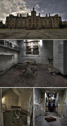 North Wales Asylum...