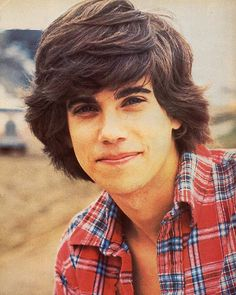 Robby Benson  This is how I remember him.