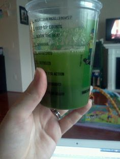 The Mean Green Juicing detox recipe... Used on 'Fat, Sick, and Nearly Dead'  Mean Green Juice (original). This is the official recipe used by Joe Cross and Phil Staples according to the Reboot Program.     6 Kale Leaves, 1 Cucumber, 4 Celery Stalks, 2 Green Apples, 1/2 Lemon, 1 piece of ginger