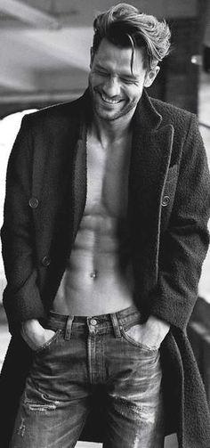 mrsmackenzie69: john balsom, detail, fall coats, men style, men fashion, hot, johnbalsom, john hall, man