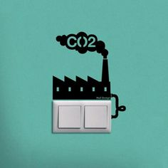 Save energy, an unnecessary light on means more pollution in the world.