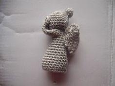 Weeping Angel Amigurumi - FREE Crochet Pattern / Tutorial