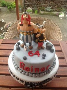 book, incredible cakes, incred cake, asterix cake, eat cake