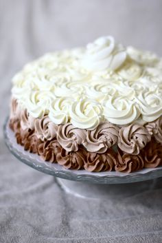 Ombre cake/own blog