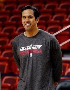 Erik Spoelstra...Miami Heat