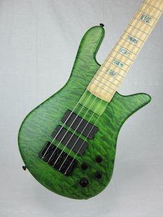 Spector 5 string bass