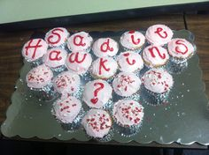 sadie hawkins cupcakes . . . food is always a good way to ask! :)