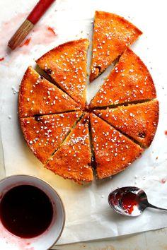 Gluten Free Cherry Bakewell