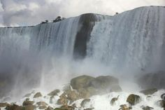 Niagara Falls, United States side!!