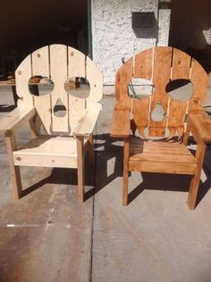 Skulls chairs @Michele Morales Rivard $139