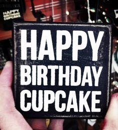 happy birthday cupcacke !!! OMG he is no longer a teenager !