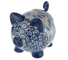 Temp-tations Old World Figural Pig Salt/Spice Holder - QVC.com