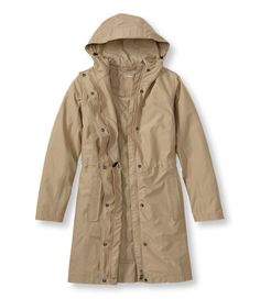 H2OFF Raincoat, PrimaLoft-Lined: Rain Jackets | Free Shipping at L.L.Bean