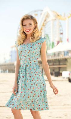 Vintage Summer Dress | Neap Tide