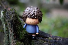 Ren in the forest