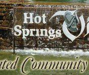 Hot Springs Village, AK a golfer's paradise