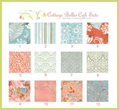 Custom Baby Crib Sheet  Boutique   Toddler Bed by CottageBelles, $40.00