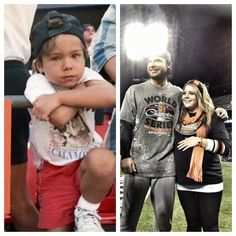 To all you little #SFGiants fans out there, never give up your dream. @BCraw35 from age 5 at the Stick to #SFGChamps