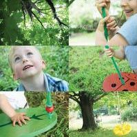 lots of outdoor play ideas