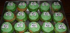 XBox Cupcake ToppersEdible Fondant