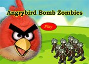 Angrybirds Bomb Zombies