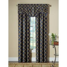 Select Francesca Rod Pocket Window Curtain Panels Bed Bath amp Beyond