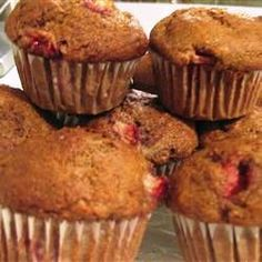 Yummy muffins - lovely flavour recipe