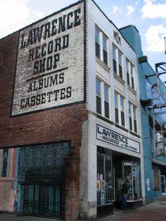 Lawrence #Record Shop Nashville - #Vinyl