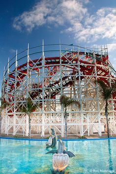 Belmont Park Photo, San Diego, California