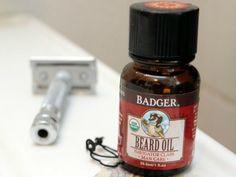 Navigator Class Beard Oil From BadgerBalm
