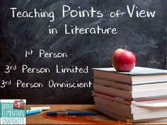 Blog post about Teaching Points of View through Role Play (FREE lesson to download!)