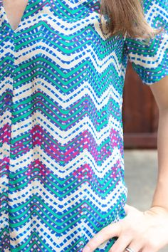 Stitch Fix July 2014 Review on Spoonful of Flavor - Collective Concepts!