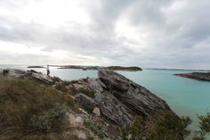 Exploring the craggy glory of Coopers Island Nature Reserve.