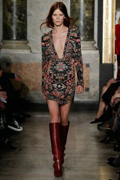Emilio Pucci Fall 2014 Ready-to-Wear Collection Slideshow on Style.com