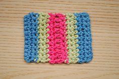 Crochet cloth tut