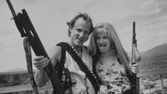 Natural Born Killers.