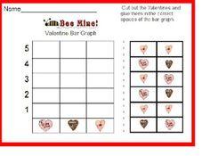 easi bar, valentin freebi, bar graph