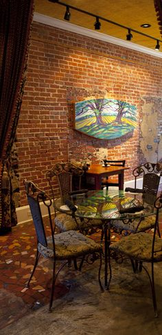 New Orleans Grapevine Cafe