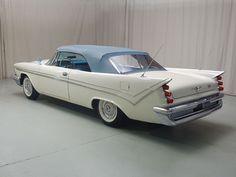 1959 DeSoto Firesweep Convertible