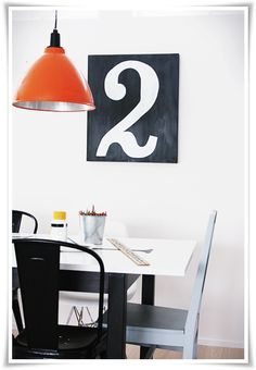 wall art, dining rooms, mix match, industrial interiors, chairs
