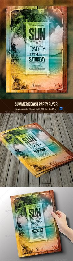 Summer Beach Party F