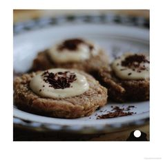 "White Russian Cookies via ""The #Vegan Cookie Connoisseur"""