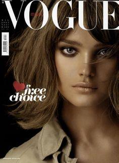 Vogue Italia May 2005