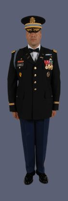 Cool Army Dress Blues Officer If Mary Poppins Were An Army