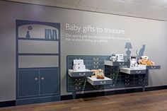 London-based Dalziel and Pow have designed a new concept for John Lewis children's department, which launched at the London Oxford Street flagship store in fall 2011.