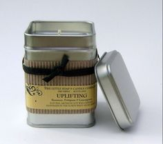 The Little Soap & Candle Company: Uplifting Candle (£9.95)