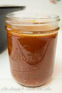 Low Carb Sugar Free Barbeque Sauce