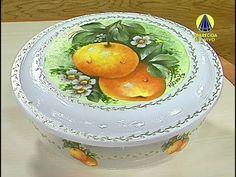 Sabor de Vida | Decoupage no Pote Plástico por Mamiko Yamashita - 17 de ...