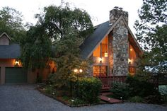 Gatlinburg Bed & Breakfast inn - The Foxtrot Retreat  http://www.visitmysmokies.com/where-to-stay/bed-breakfasts/